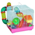 Gaiola Mr Pet para Hamster Mr House - Big
