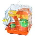 Gaiola Mr Pet para Hamster Mr House - Mini