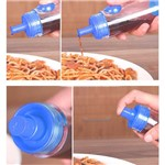 Galheteiro Duplo Spray e Gotas A255 Azul Basic Kitchen