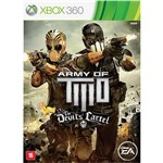 Game - Army Of Two: The Devils Cartel Br - Xbox360