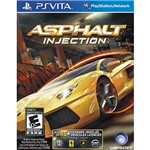 Game Asphalt - Injection - PSV
