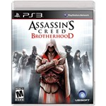 Game - Assassin's Creed Brotherhood - PS3