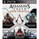 Game Assassins Creed: Ezio Trilogy - Brotherhood, Assassins II e Revelations - PS3