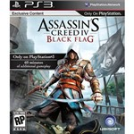 Game Assassin's Creed IV: Black Flag Limited Edition - PS3