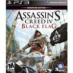 Game Assassin's Creed IV: Black Flag Signature Edition + DLC Black Island (Versão em Português) - PS3