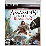 Game Assassin's Creed IV: Black Flag (Signature Edition) ENG - PS3