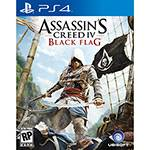 Game - Assassin's Creed IV: Black Flag (Versão em Português) - PS4