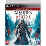 Game Assassin's Creed Rogue: Signature Edition - PS3