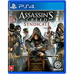 Game Assassins Creed Syndicate - PS4