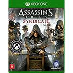 Game Assassins Creed Syndicate - Xbox One