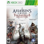 Game Assassin's Creed: The Americas Collection - XBOX 360