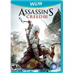 Game - Assassins Creed 3 - Wii U