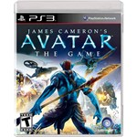 Game Avatar The Game - Playstation 3