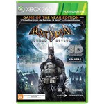 Game Batman: Arkham Asylum - XBOX 360