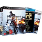 Game Battlefield 4 - PS3 + Blu-Ray Filme Tropa de Elite