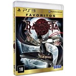 Game - Bayonetta: Favoritos - PS3