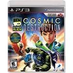 Game - Ben 10 Cosmic Destruction - Playstation 3