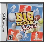 Game Big League Sports: Summer - DS