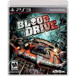 Game - Blood Drive - Playstation 3