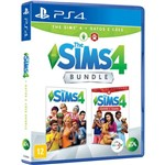 Game Bundle - The Sims 4 Cães e Gatos - PS4