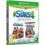 Game Bundle - The Sims 4 Cães e Gatos - XBOX ONE