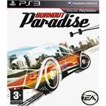 Game Burnout Paradise - PS3