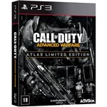 Game - Call Of Duty: Advanced Warfare - Atlas Limited Edition - PS3