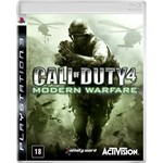 Game Call Of Duty Modern Warfare - PS3