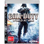 Game Call Of Duty World At War - PS3