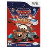Game Cars Toon: Mater's Tall Tales - Wii