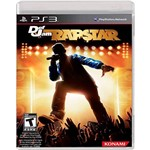 Game - Def Jam Rapstar - Playstation 3
