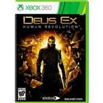 Game - Deus Ex - Xbox 360
