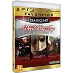 Game - Devil May Cry: HD Collection- Favoritos - PS3