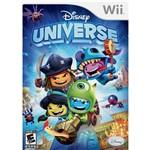 Game Disney Universe - Wii