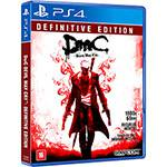 Game - DMC Devil May Cry: Definitive Edition - PS4
