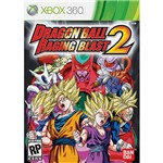 Game Dragon Ball: Raging Blast 2 - X360
