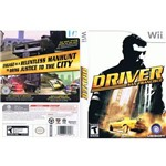 Game Driver San Francisco Nintendo Wii
