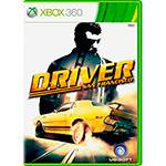Game Driver: San Francisco - X360