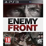 Game - Enemy Front - PS3