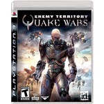 Game Enemy Territory Quake Wars PS3 - Activision