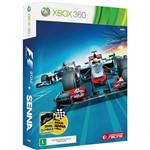 Game F1 2012 - Xbox 360 - Edição Limitada (Game + DVD)
