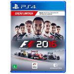 Game F1 2016 - PS4