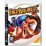 Game - Facebreaker - Playstation 3