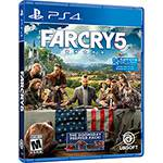 Game Far Cry 5 - PS4