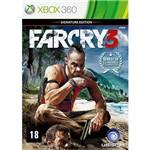 Game Far Cry 3 - Signature Edition - Xbox 360