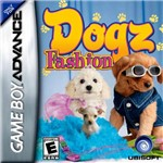 Game - Fashion Dogz GBA