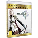 Game Final Fantasy XIII - Favoritos - PS3