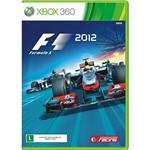 Game Formula 1 2012 - Xbox 360