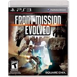 Game - Front Mission Evolved - Playstation 3