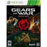 Game Gears Of War Triple Pack X360 - Ubi Soft